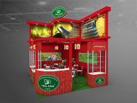 Проект компании Тянь-Жень на выставку World Food