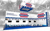 Проект выставочного Стенд компании INTERMIK на выставку Агропродмаш