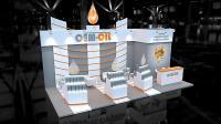 Проект компании OEM-OIL на выставку Нефтегаз