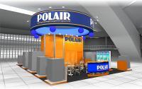 Проект компании Polair на выставку Пир