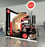 Проект компании Saga на выставку Пир
