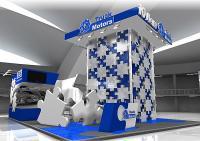 Проект компании Truck Motors выставка Comtrans
