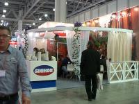 Стенд компании Синикон на выставке АкваТерм 2014