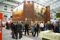 Выставочный стенд компании Охотник на выставке ARMS&Hunting 2014