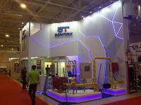 Стенд компании АРКТЕХ на выставке MIOGE 2015 НЕФТЬ и ГАЗ-2015