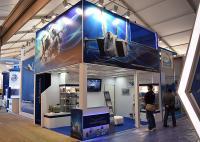 Стенд компании Аэроэлектромаш на МАКС 2015