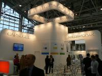 Стенд компании Медбиопак на выставке Фармтех-2012
