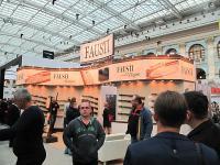 Стенд компании Фаусти на выставке Arms & Hunting-2013