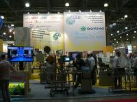 Стенд компании Глобал Принтинг Систем на выставку Росупак 2013