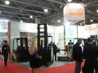 Стенд компании ТФН сервис на выставке Семат 2013