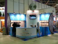 Стенд компании Дистар на выставке Mitex-2012