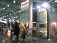 Выставочный стенд компании «ТБ СТАНДАРТ», выставка «Интеркомплект-2011»