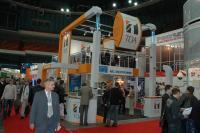 Стенд компании АВС электроникс, выставка MIPS 2007