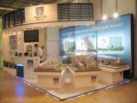 Выставочный стенд «ТЕКТА GROUP», «Недвижимость 2010»
