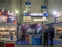 Стенд компании Sintec на выфставке MiMS