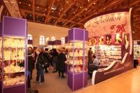Выставочный стенд компании «Vianna Fashion», выставка «Бижутерия и Аксессуары. Весна 2011