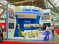 Стенд компании ENRIC на выставка MIOGE 2015 НЕФТЬ и ГАЗ-2015