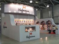 Стенд компании Hofman на выставке фотофорум 2009