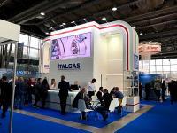 Стенд компании ITALGAS на выставке GASSUF2019