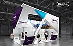 Проект компании печатня на выставку Pharmtech 2018