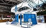 Проект для компании БУРИНТЕХ на выставку НЕФТЕГА2020