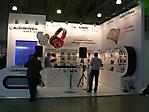 Стенд компании Аудиотехника на выставке фотофорум 2013