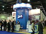 Стенд компании АКС на выставке Территория НДТ-2014