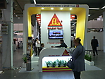 Стенд компании Зика на выставке intertunnel-2014