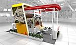 Проект компании Зика на выставке Intertunnel 2014