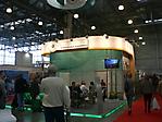 Стен компании ОБФ на выставке росупак 2014