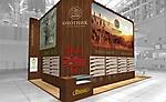 Проект выставочного стенда компании Охотник