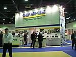 Стенд компании Олимпус на выставке Территория НДТ-2014