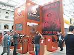 Стенд компании Льюпольд на выставке Arms & Hunting-2013