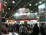 Выставочный стенд компании Ставр на выставке Mitex-2014