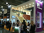 Выставочный стенд компании Прораб на выставке Mitex-2014
