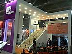 Выставочный стенд компании Прораб на выставке mitex 2014