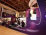 Выставочный стенд компании «Vianna Fashion», выставка «Бижутерия и Аксессуары.  2011
