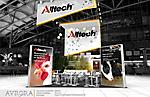 Проект стенда компании ALLTECH на выставке ЗерноКомбикормаВетеринария 2019