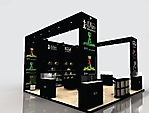 Проект компании ALWAHA&ALM на Международном Форуме «Табак Экспо»-2012