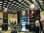 Стенд компании ALWAHA&ALM на Международном Форуме «Табак Экспо»-2012