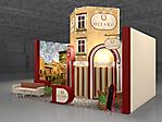 Проект Dizao на выставке мебель 2012