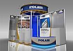 Проект компании POLAIR, выставка Пир 2009.