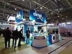 Стенд компании Olmix на выставке